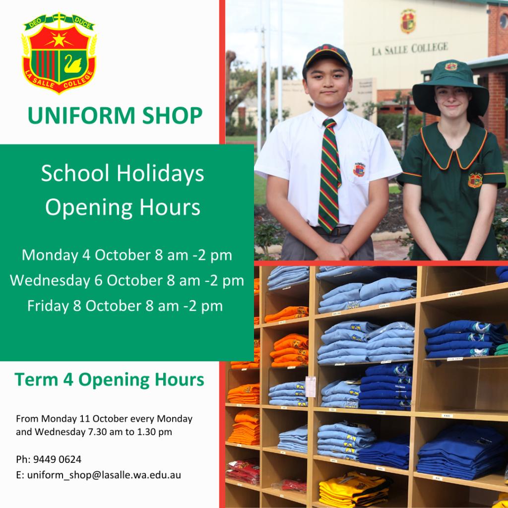 October 2021 School Holidays
